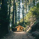 Luoghi alternativi per dormire nella natura