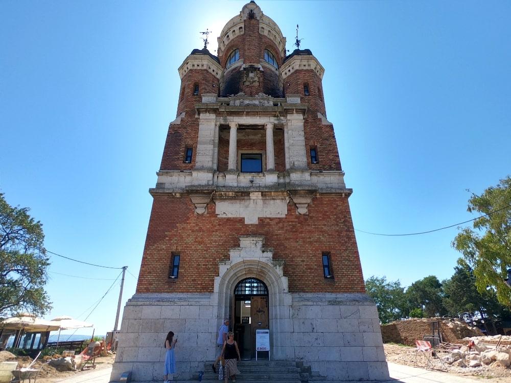 torre del millennio zemun