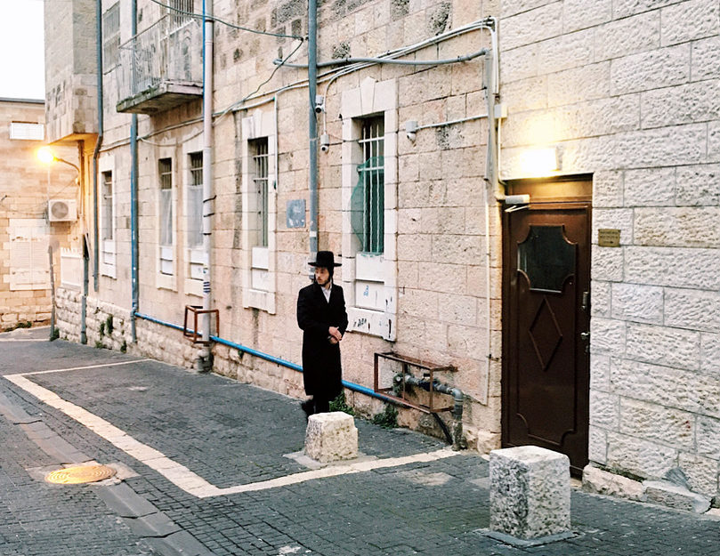 quartiere ultra-ortodosso gerusalemme
