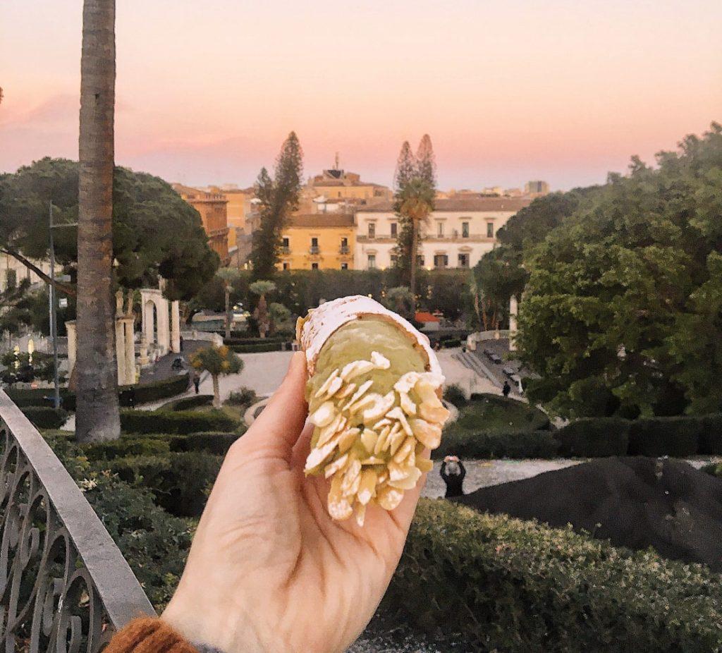 cannolo villa bellini