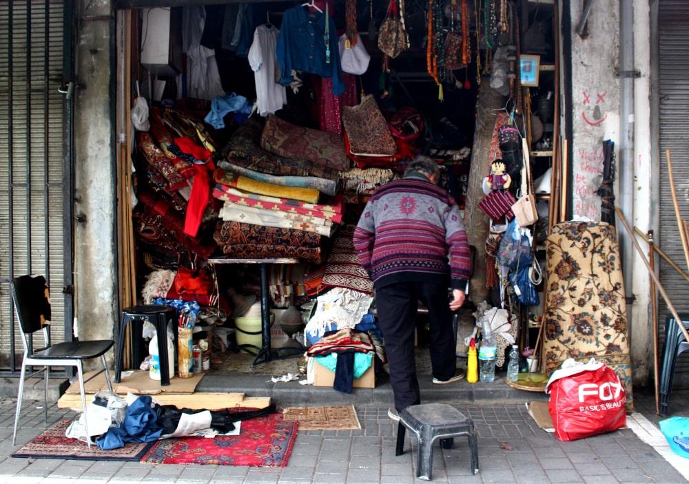 tel aviv jaffa mercatino delle pulci