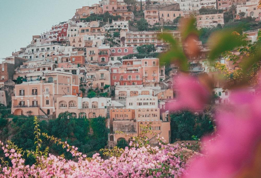 weekend italia: costiera amalfitana