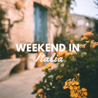 weekend in italia