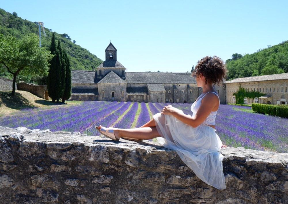 viaggio in provenza: abbazia di sénanque