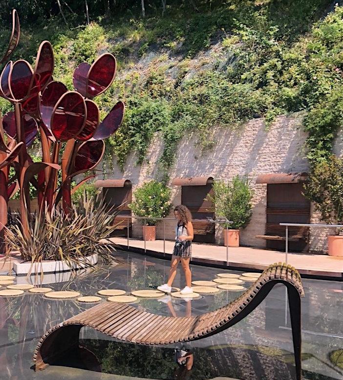 giardino innamorati trauttmansdorff