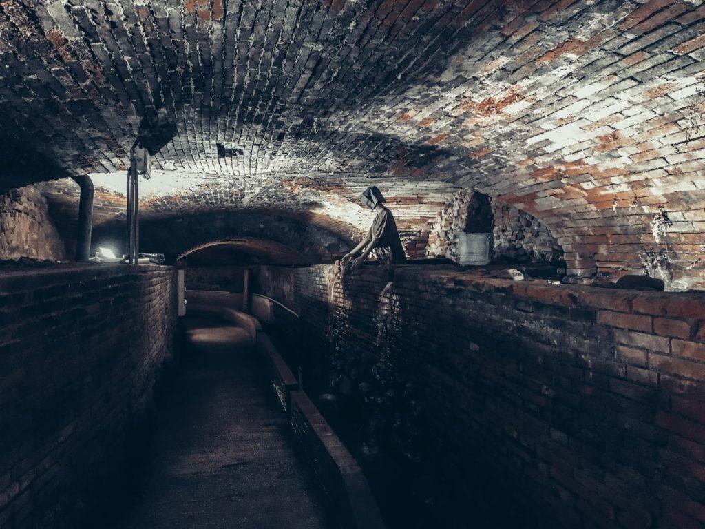 pistoia sotterranea percorso