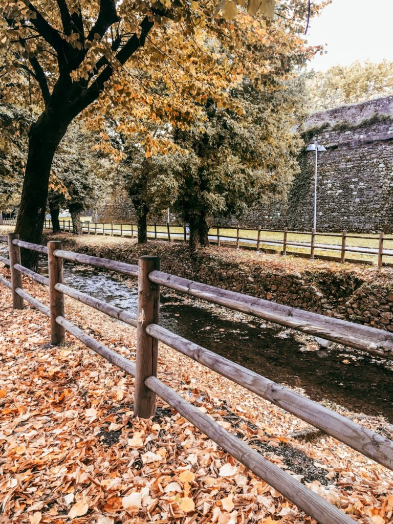 pistoia centro autunno