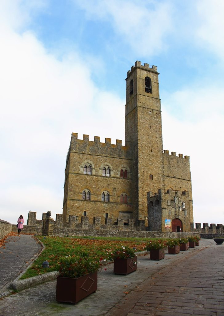 castello di poppi