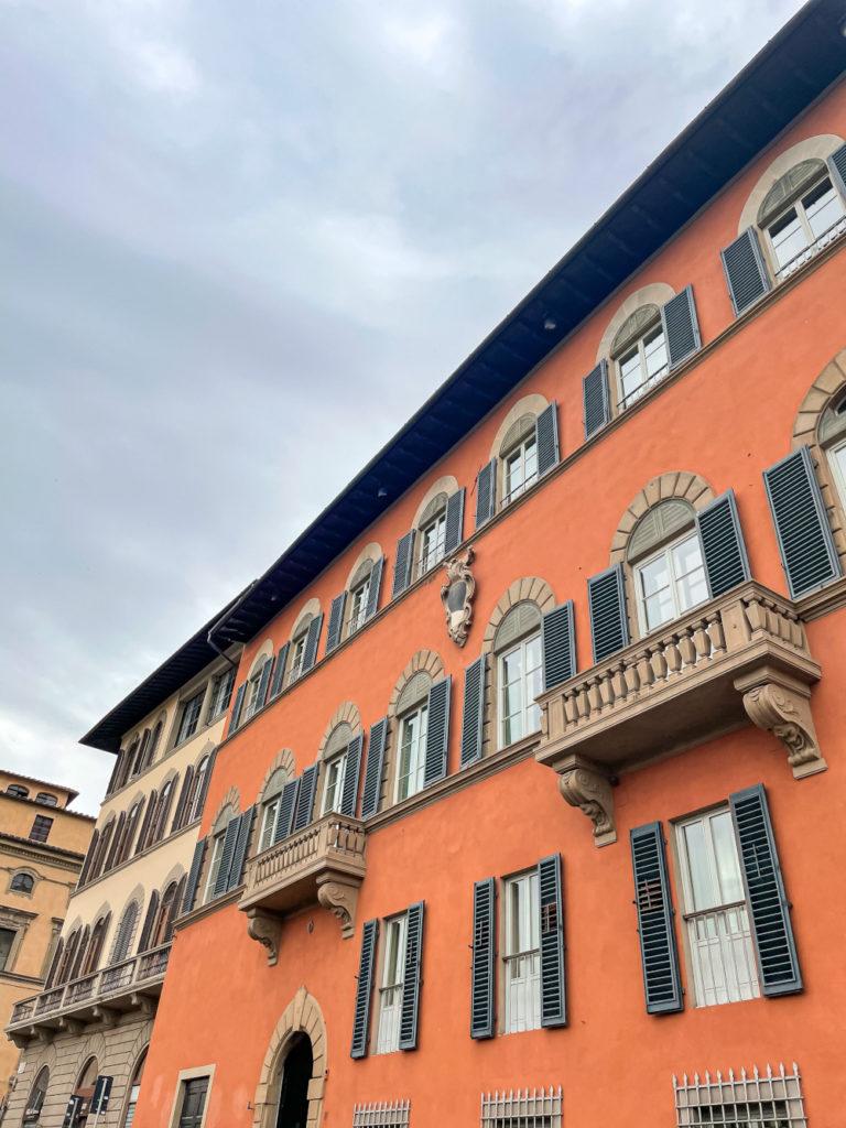 tour Firenze alternativa: Palazzo Capponi Vettori