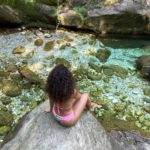 Pozze di Malbacco: cascate in Versilia